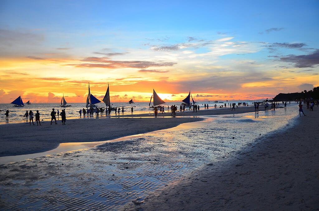 Boracay-plage-sable-blanc