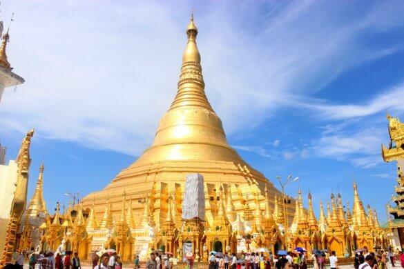 pagode birmanie